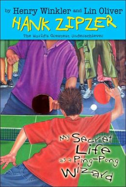 The My Secret Life as a Ping-Pong Wizard #9