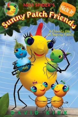 Miss Spider: A Cloudy Day in Sunny Patch