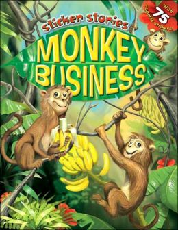 Monkey Business: Sticker Stories