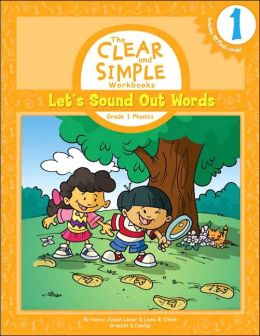 Let's Sound out Words: Grade 1 Phonics
