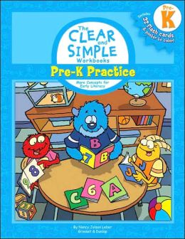 Pre-K Practice (Clear and Simple Series)