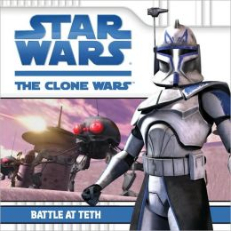 Star Wars The Clone Wars TV Series: Battle at Teth