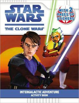 Star Wars The Clone Wars TV Series: Intergalactic Adventure