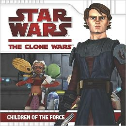 Star Wars The Clone Wars TV Series: Children of the Force