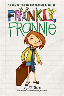 Frankly, Frannie (Frankly, Frannie Series)