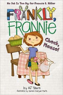 Check, Please! (Frankly, Frannie Series)