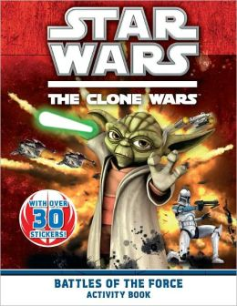 Battles of the Force: Activity Book