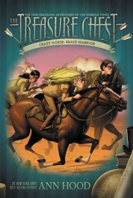 Crazy Horse: Brave Warrior (Treasure Chest Series #5)