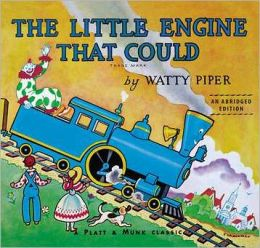 The Little Engine That Could (Little Letters Edition)