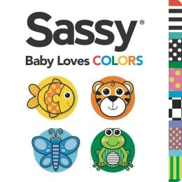 Baby Loves Colors