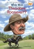 Book Cover Image. Title: Who Was Theodore Roosevelt?, Author: Michael Burgan