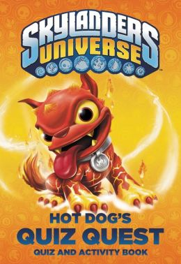 Hot Dog's Quiz Quest