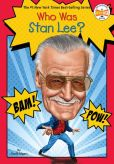 Book Cover Image. Title: Who Is Stan Lee?, Author: Geoff Edgers