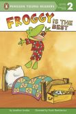 Book Cover Image. Title: Froggy Is the Best, Author: Jonathan London