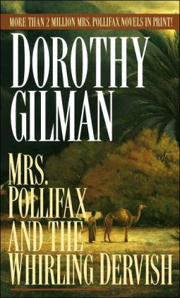 Mrs. Pollifax and the Whirling Dervish (Mrs. Pollifax Series #9)