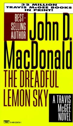 The Dreadful Lemon Sky (Travis McGee Series #16)