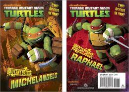 Mutant Origin: Michelangelo/Raphael (Teenage Mutant Ninja Turtles)