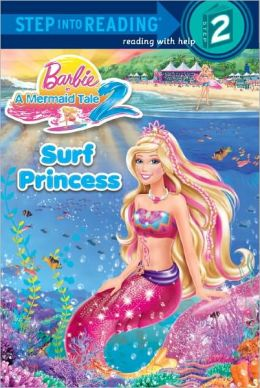 Surf Princess (Barbie Step into Reading Series)