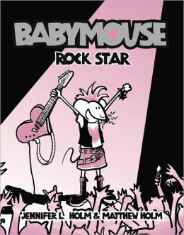 Rock Star (Babymouse Series #4) (PagePerfect NOOK Book)