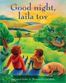 Good night, laila tov