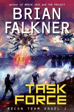 Task Force (Recon Team Angel Series #2)