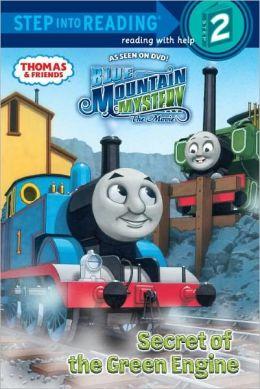 Secret of the Green Engine (Thomas & Friends)