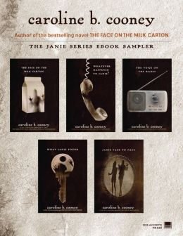 Caroline Cooney's Janie Series Ebook Sampler