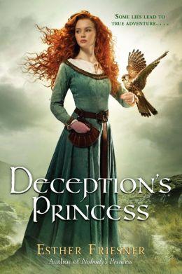 Deception's Princess (Princesses of Myth Series)