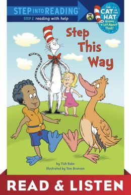 Step This Way (Dr. Seuss/Cat in the Hat) Read & Listen Edition