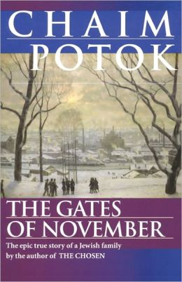 Gates of November: Chronicles of the Slepak Family