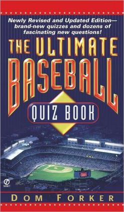 The Ultimate Baseball Quiz Book