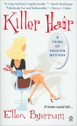 Killer Hair (Crime of Fashion Series #1)