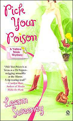 Pick Your Poison (Yellow Rose Series #1)