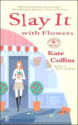 Slay It with Flowers (Flower Shop Mystery Series #2)