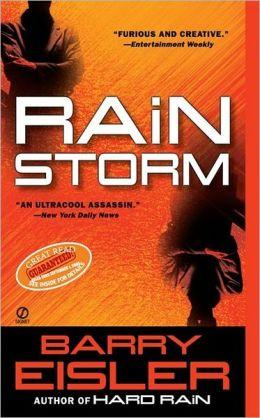 Rain Storm (John Rain Series #3)