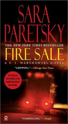 Fire Sale (V. I. Warshawski Series #12)