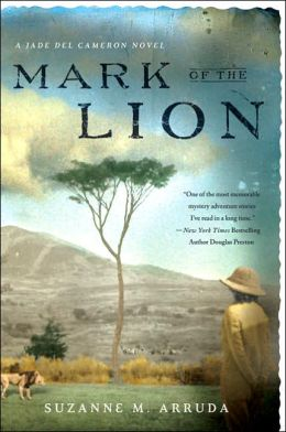 Mark of the Lion (Jade del Cameron Series #1)