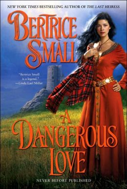 A Dangerous Love (Border Chronicles Series #1)