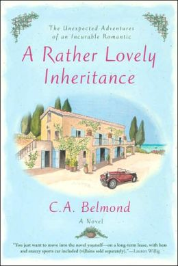 A Rather Lovely Inheritance (Penny Nichols Series #1)