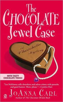 The Chocolate Jewel Case (Chocoholic Mystery Series #7)