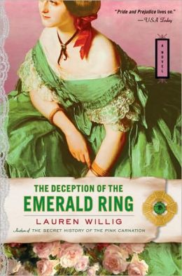 The Deception of the Emerald Ring (Pink Carnation Series #3)