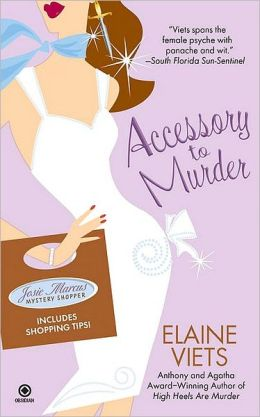 An Accessory to Murder (Josie Marcus, Mystery Shopper Series #3)