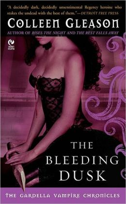 The Bleeding Dusk (Gardella Vampire Chronicles Series #3)