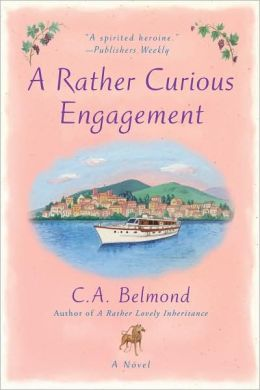 A Rather Curious Engagement (Penny Nichols Series #2)