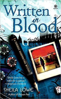 Written in Blood (Forensic Handwriting Series #2)