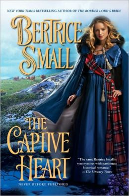 The Captive Heart (Border Chronicles Series #3)