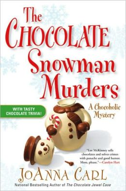 The Chocolate Snowman Murders (Chocoholic Mystery Series #8)