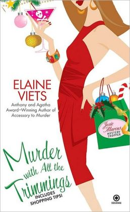 Murder with All the Trimmings (Josie Marcus, Mystery Shopper Series #4)