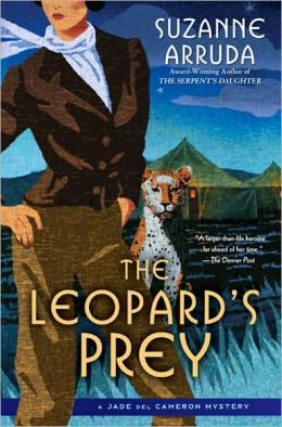 The Leopard's Prey (Jade del Cameron Series #4)