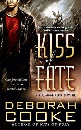Kiss of Fate (Dragonfire Series #3)